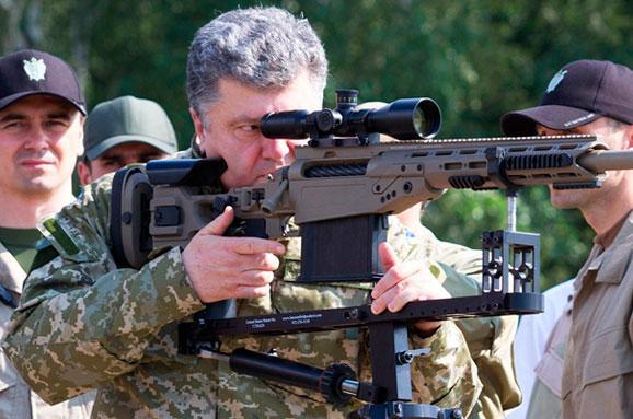 im578x383-poroshenko-rifle_elknews.ru