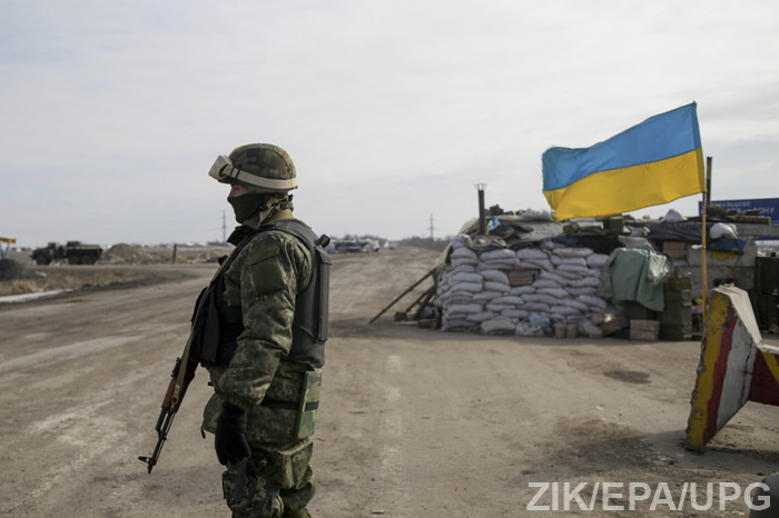 Leaders agree to stick to Ukraine peace accord