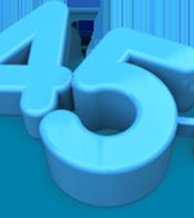 number-45