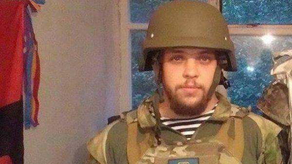 Узоні АТО загинув доброволець «Правого сектору» з Івано-Франківська