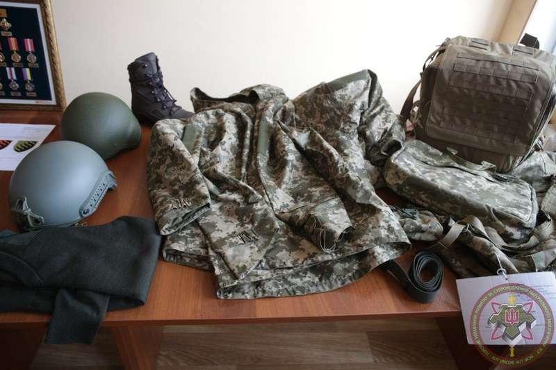 Нову форму українських військових за стандартами НАТО показали в ЗСУ